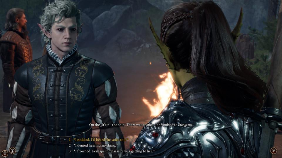 Baldur's Gate III Leaked Screenshots - Part1