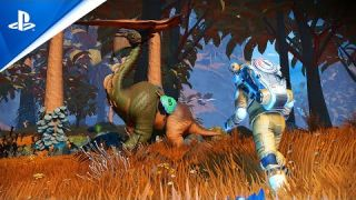 No Man's Sky - Companions Update Trailer   PS5, PS4