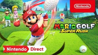 Mario Golf: Super Rush – Announcement Trailer – Nintendo Switch