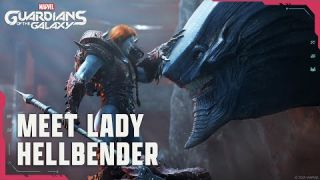 Marvel's Guardians of the Galaxy - Lady Hellbender Cinematic
