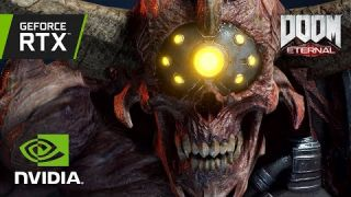 DOOM Eternal | Official GeForce RTX 3080 4K Gameplay - World Premiere