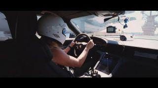 Porsche's Taycan EV stays feet-dry after a carrier launch