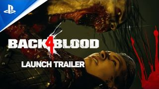 Back 4 Blood - Launch Trailer | PS5, PS4