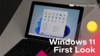 Windows 11 Build 21996 - New Start, Taskbar, Widgets, Tablet Improvements, Sounds + MORE