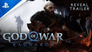 God Of War Ragnarök - PlayStation Showcase 2021 Fragman | PS5