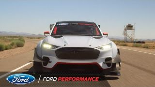 Ford Mustang Mach-E 1400: One-Of-A-Kind Prototype | Mustang | Ford Performance