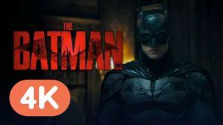 The Batman - Official Trailer (4K) | DC FanDome