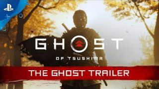 Ghost of Tsushima -The Ghost | PS4