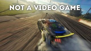Vaughn Gittin Jr's Freestyle Drift | Freedom Factory LIVE | FPV