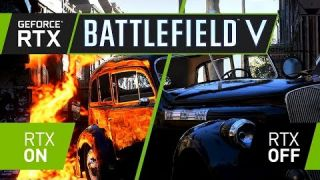 Battlefield V: Official GeForce RTX Real-Time Ray Tracing Demo