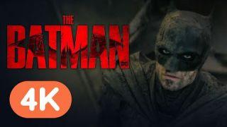 The Batman - Official 4K Trailer (2022) Robert Pattinson, Zoe Kravitz | DC FanDome 2021