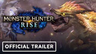Monster Hunter Rise - Official Steam PC Trailer | TGS 2021