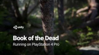 Book of the Dead - Running on PlayStation 4 Pro
