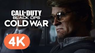 Call of Duty: Black Ops Cold War - Official GeForce RTX Gameplay Reveal Trailer